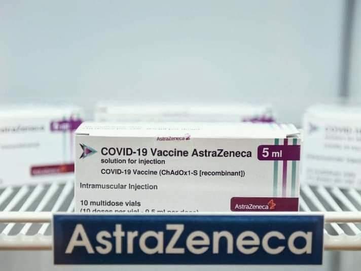 le vaccin Astrazeneca